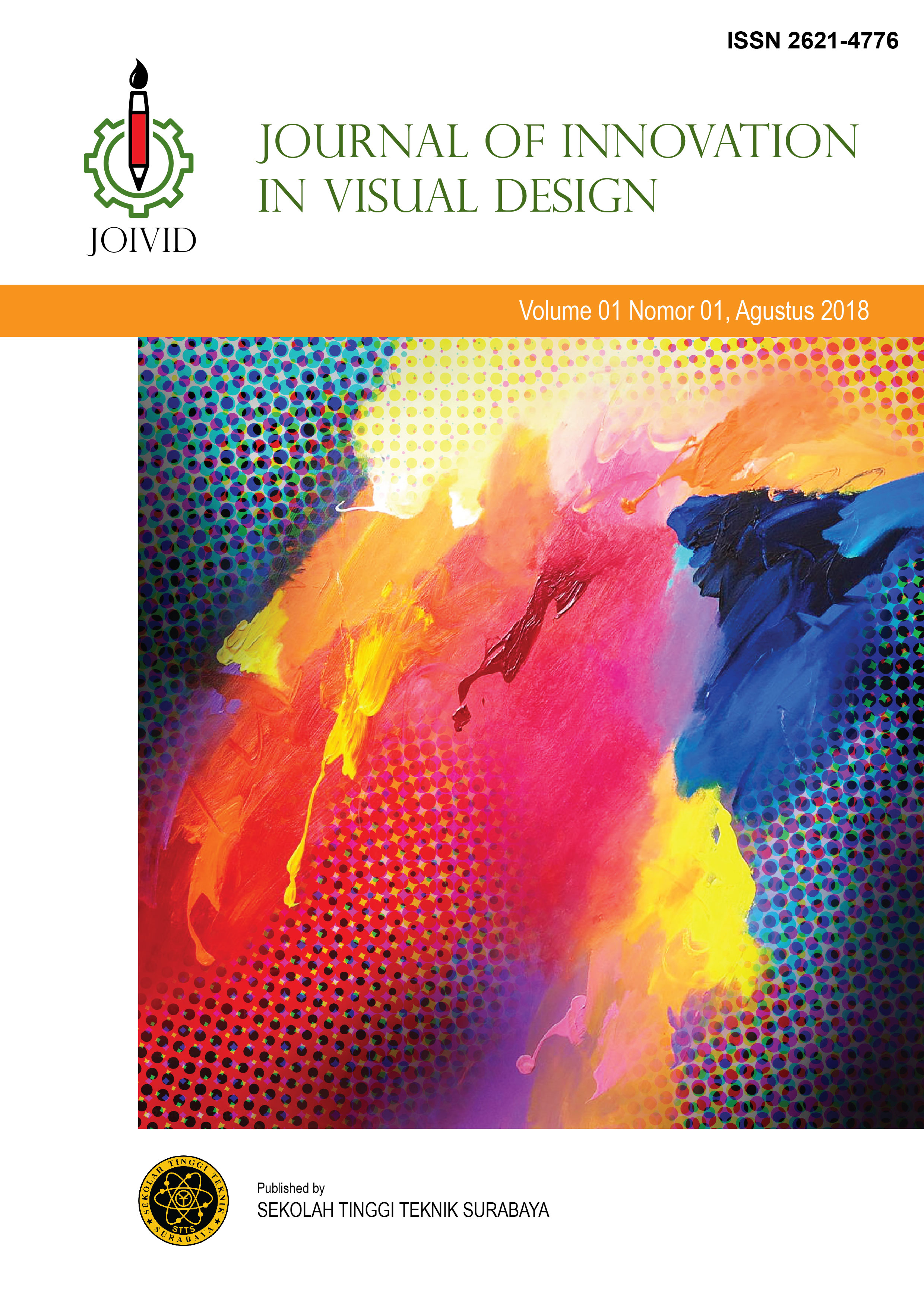 View Vol. 1 No. 01 (2018): Journal of Innovation in Visual Design