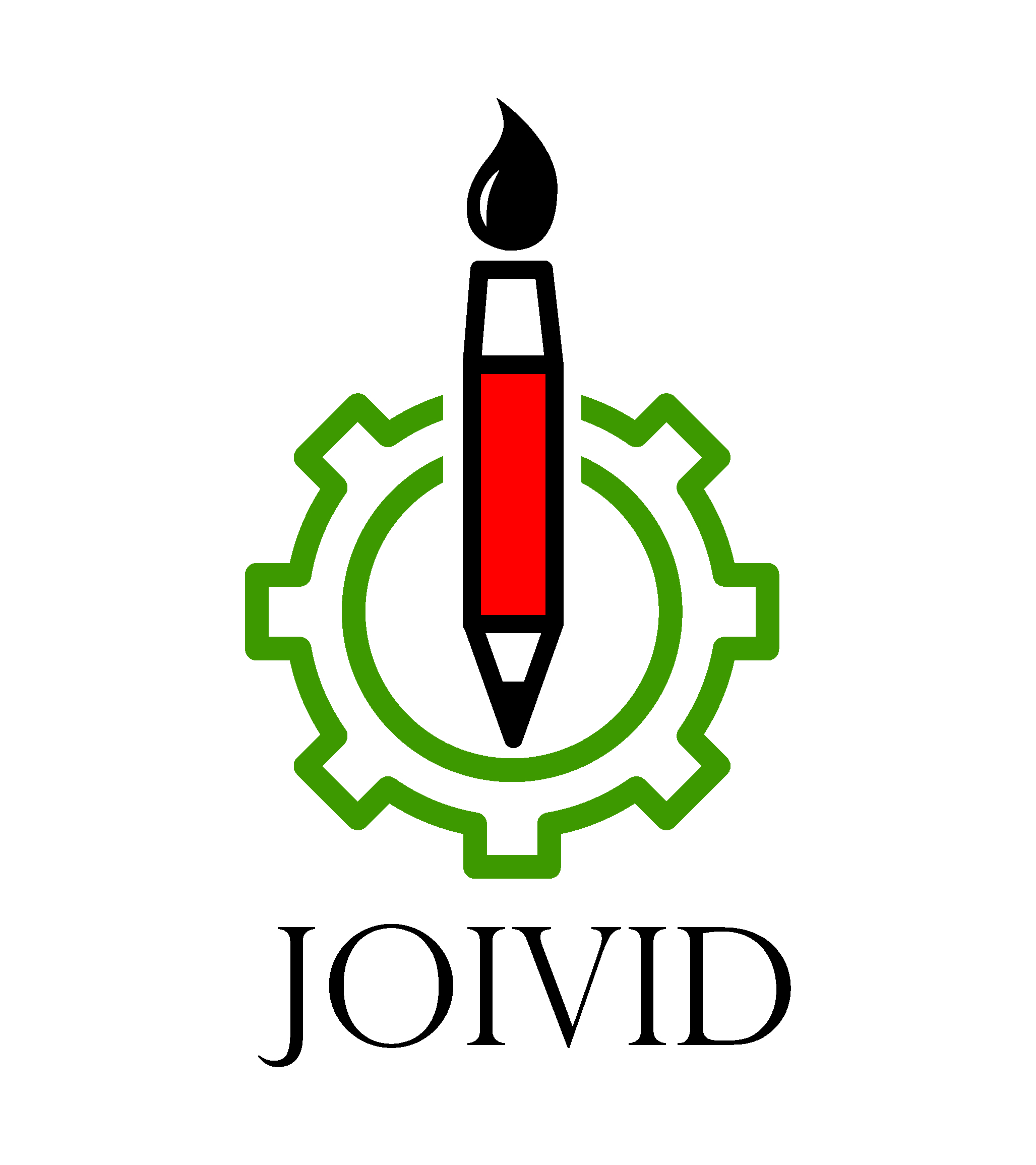 Journal of Innovation in Visual Design Logo